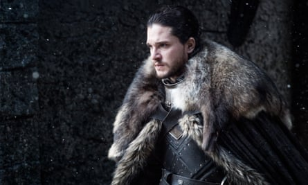 'We cannot defend the North if only half the population is fighting' … Jon Snow's ruling on women warriors.