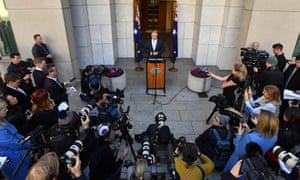 Scott Morrison announces the date of the federal election