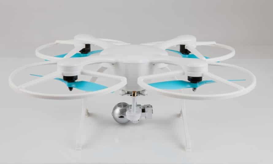 Ehang Ghost Drone 2.0 VR.