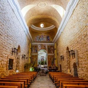 Santuario de Tiscar.