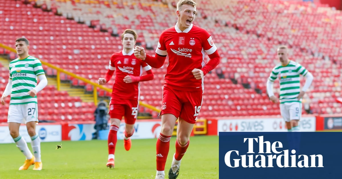Scottish Premiership: Celtic pay penalty against Aberdeen as Rangers go six clear