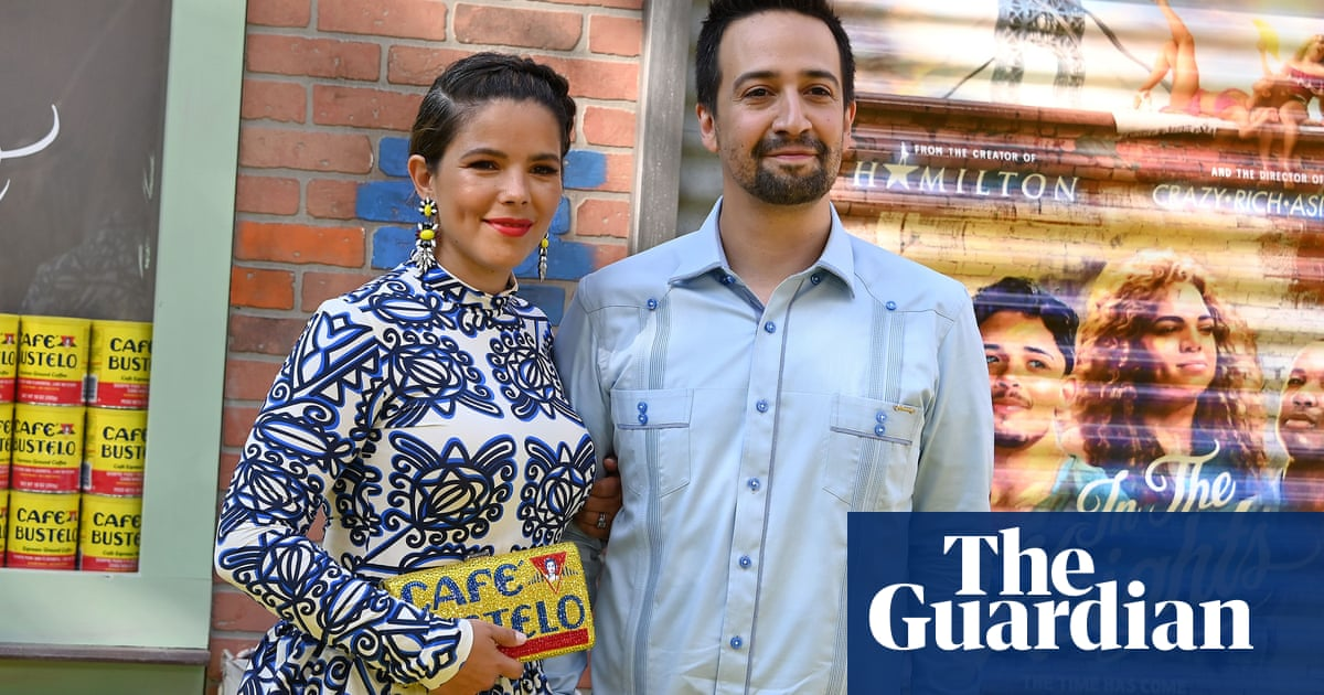 Lin-Manuel Miranda's In the Heights could boost movie theaters' recovery