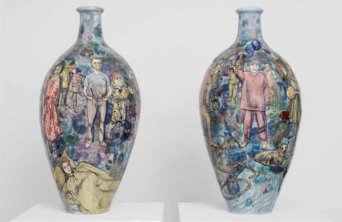 Grayson Perry To Unveil Brexit Vases In Channel 4 Show Divided