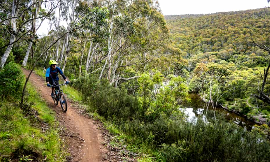 Cycling the Thredbo Valley Trail in New South Wales