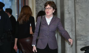 Senator Susan Collins said she discussed the reports about John Bolton's book with colleagues.
