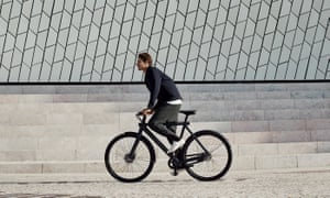 VanMoof Electrified S2: 'One of the smartest bikes you'll