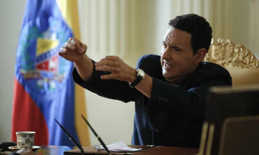 hugo chavez show