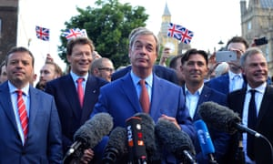 Last month Channel 4 made public emails, invoices and documents suggesting that Banks had covered Farage's costs for a £13,000-a-month Chelsea home in the year of the Brexit referendum, visits to the US and a chauffeur-driven car.