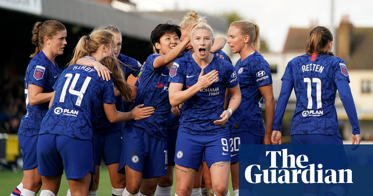'A huge step forward': WSL announces record-breaking deal with BBC and Sky
