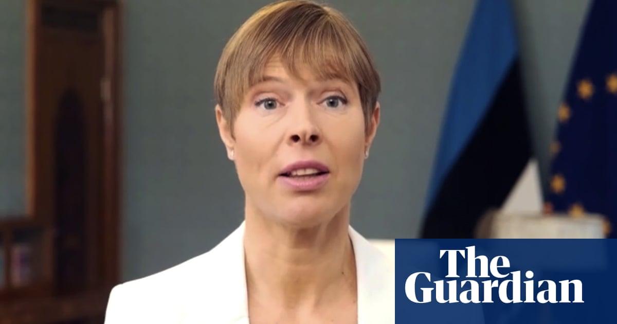 Belarus: end flow of corrupt money via UK, says Estonia president