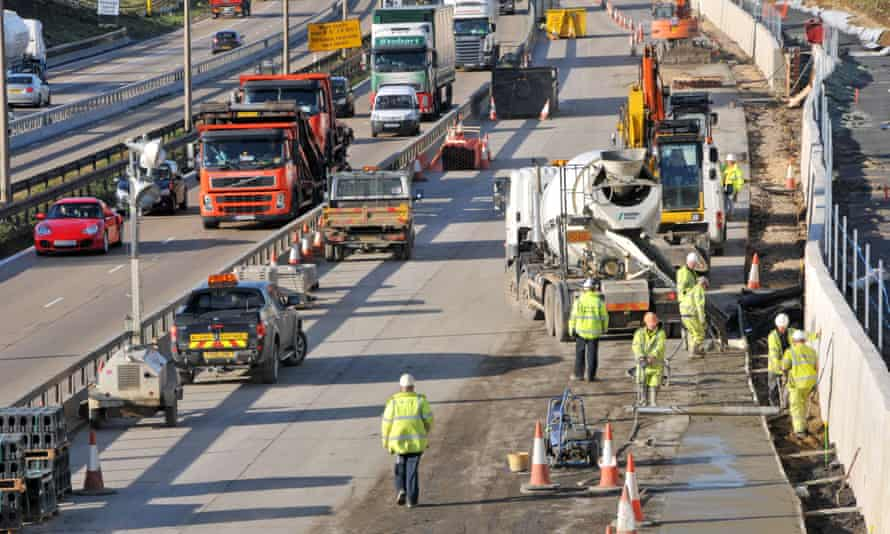 The £27bn programme has been described as 'the largest ever investment in English strategic roads'.