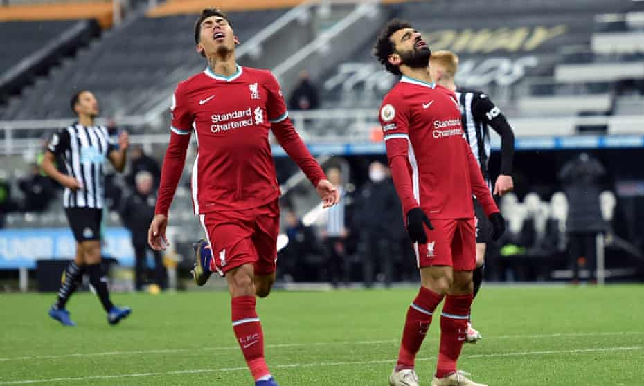 Roberto Firmino (left) and Mohamed Salah are among the players Liverpool intend not to release for international games in red zone countries.