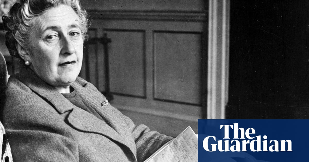 And then there were two: novel thought to have inspired Agatha Christie gets UK publication