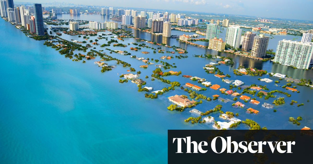 Portrait of a planet on the verge of climate catastrophe | Climate change |  The Guardian