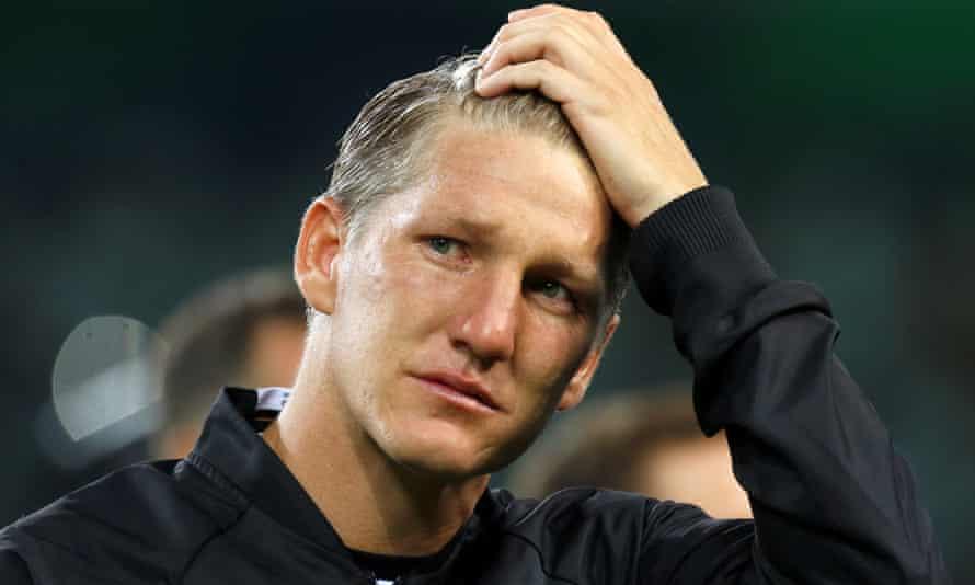 Bastian Schweinsteiger has yet to make an appearance under José Mourinho.