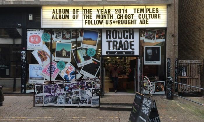 Rough Trade East, London