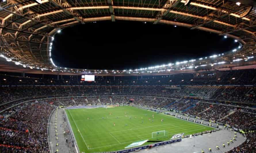 Stade de France.