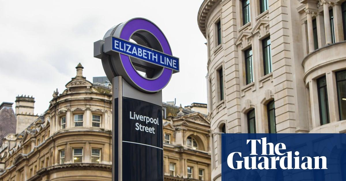 Crossrail begins testing trains on the Elizabeth line in London