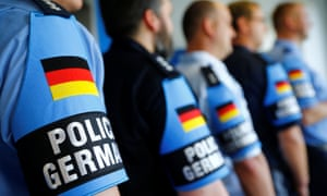 Germany is sending a contingent of officers to aid their French colleagues during the tournament.