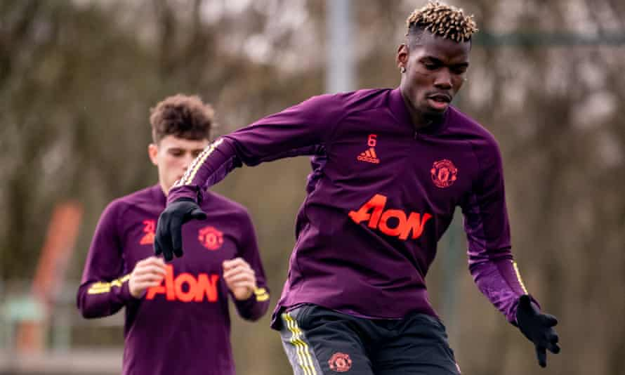 Myprotein, a Cheshire firm owned by The Hut Group, was due to replace AON as sponsor on the Manchester United training kit on 1 July.