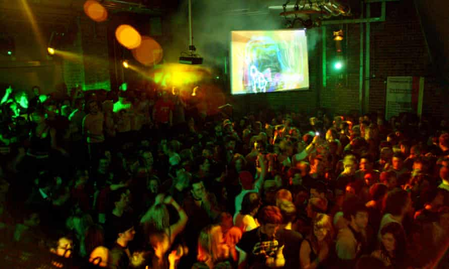 An event at Fabric nightclub in London