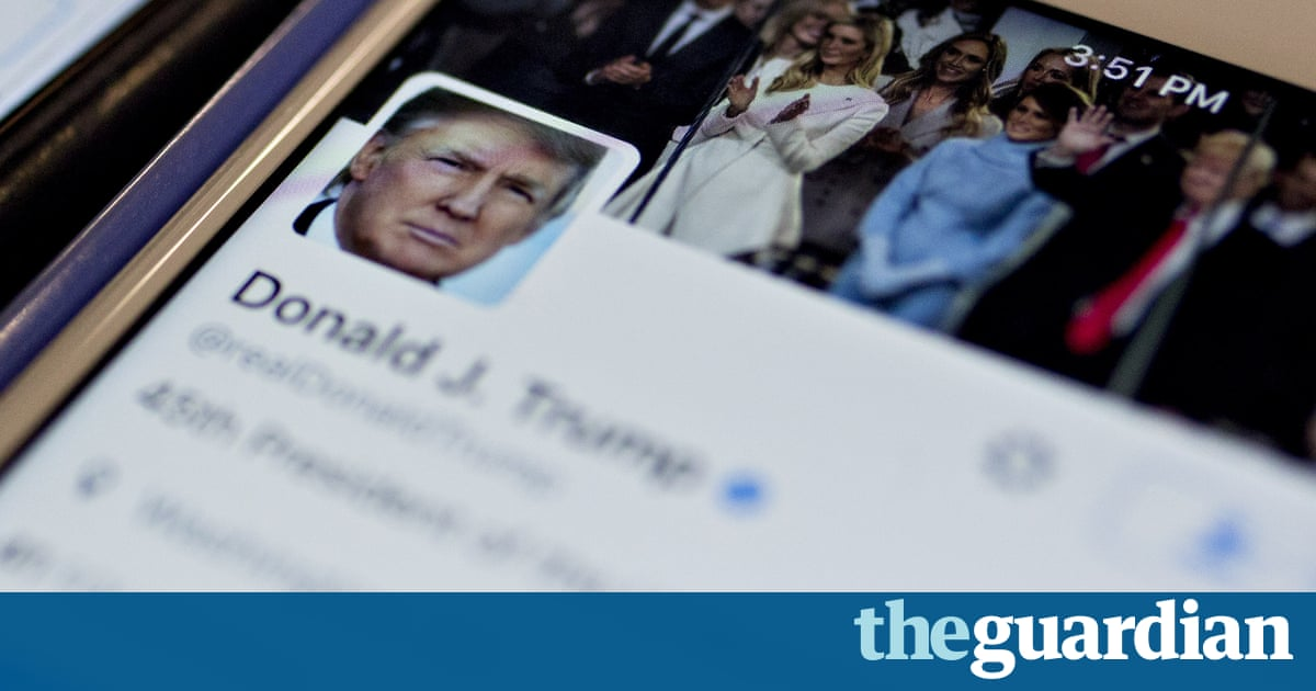 Donald Trump retweets British far-right leader's anti-Muslim videos