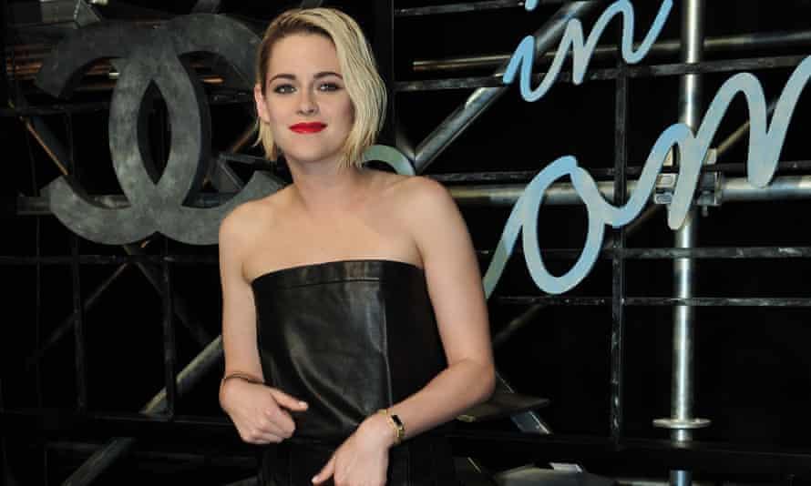 'Google me, I'm not hiding': Kristen Stewart.