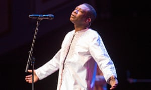 Youssou N'Dour: 'always an urgent force of nature'