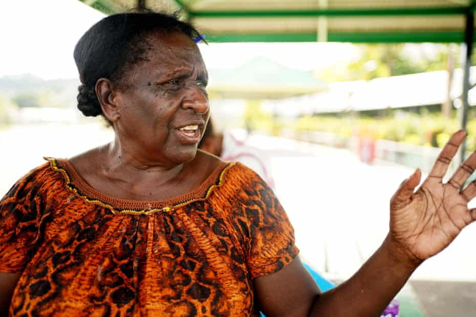 Margaret Melke has been a nurse in East New Britain for more than 40 years. She is also the Union Leader for New Guinea Islands. PNG. East New Britain is a province of Papua New Guinea