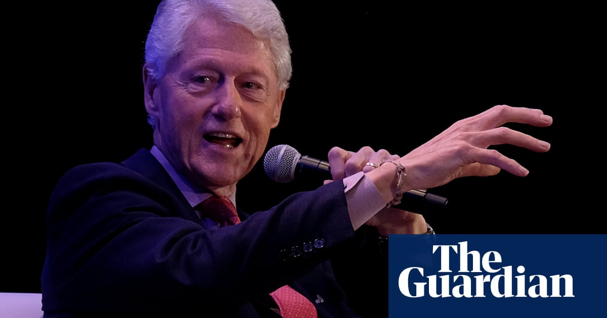 Bill Clinton released from hospital after infection treatment