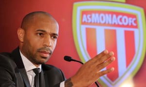 The new Monaco manager.