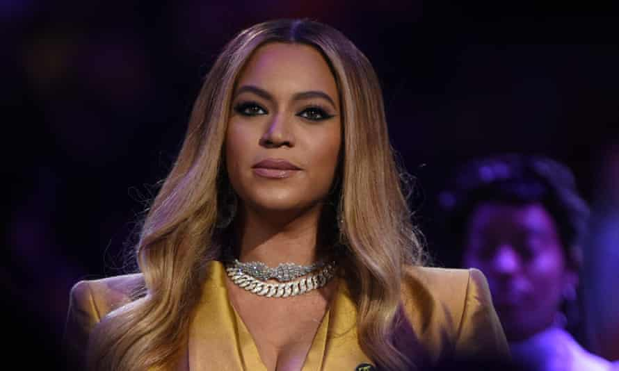 'These are unprecedented times' … Beyoncé, pictured in February.
