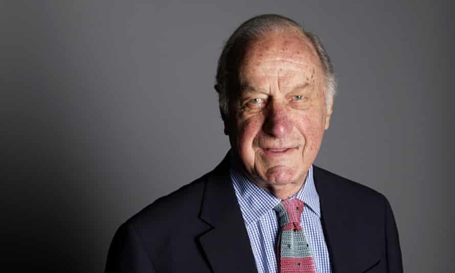 Geoffrey Palmer, who has died aged 93.