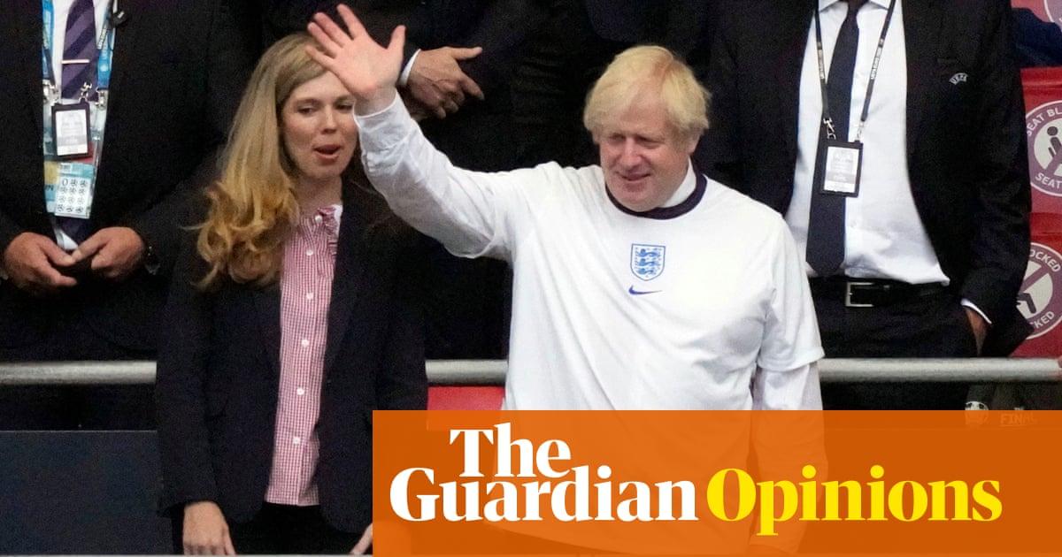 Boris Johnson's Euros bandwagon-jumping won't get him far