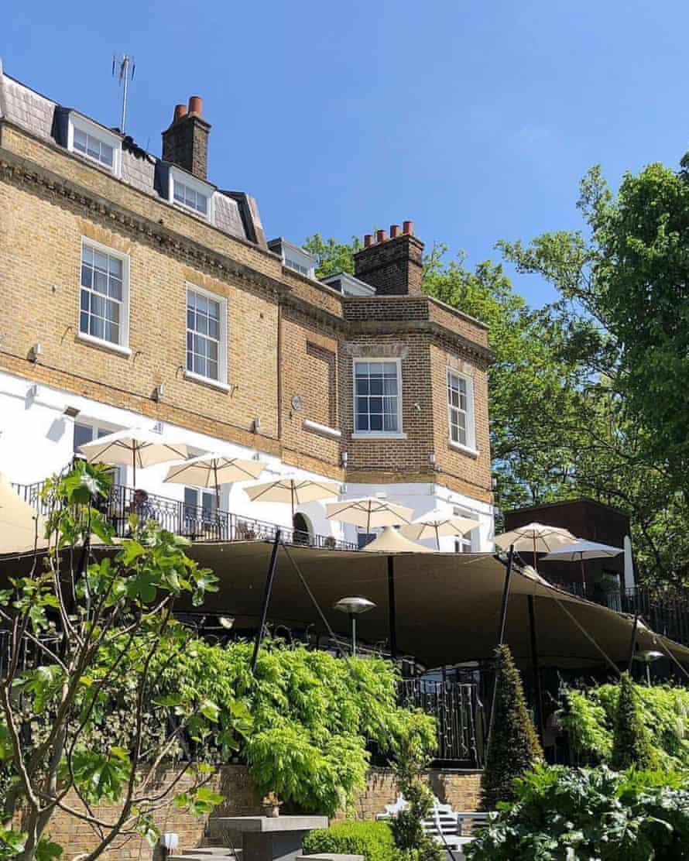 'Leafy Richmond': Bingham Riverhouse.