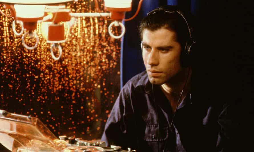 John Travolta in Blow Out.