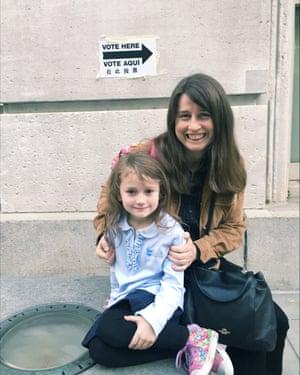 Laurie Jones and her daughter Juliet