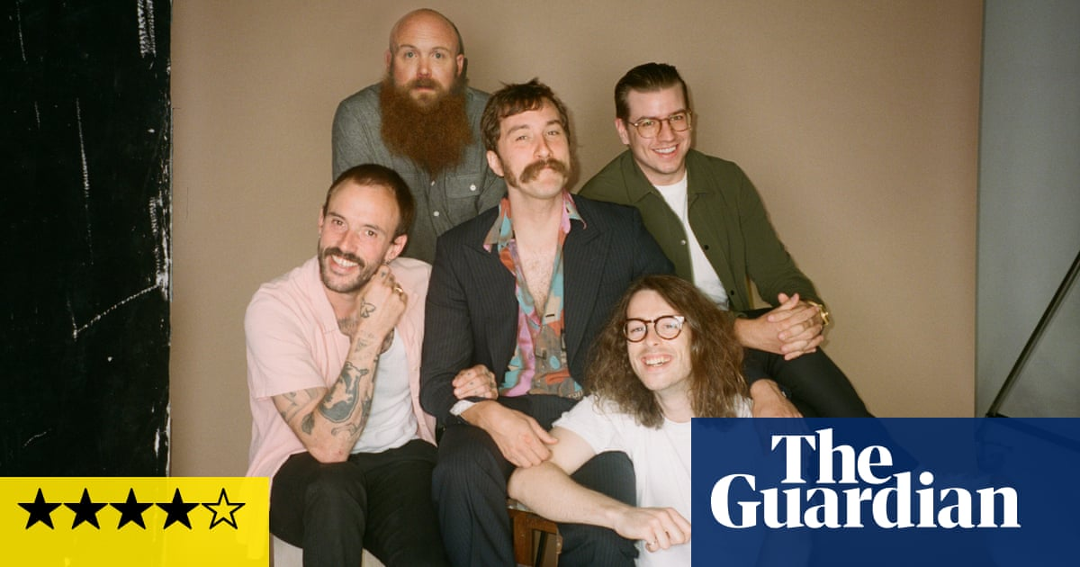 Idles: Ultra Mono review – pummelling riffs and desolate beauty