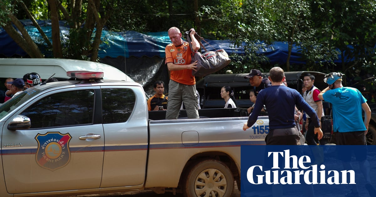 British cave diver considering legal action after 'pedo' attack by Elon Musk