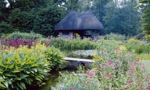 Longstock Water Gardens, Hampshire.