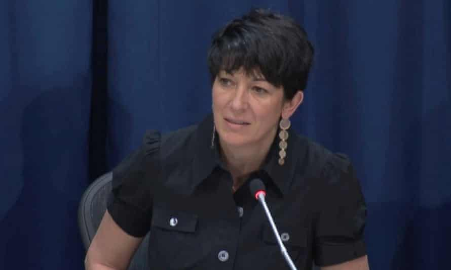 Ghislaine Maxwell in 2013. Maxwell's lawyers had argues that unsealing the deposition from an old civil case would undermine her right to a fair trial.