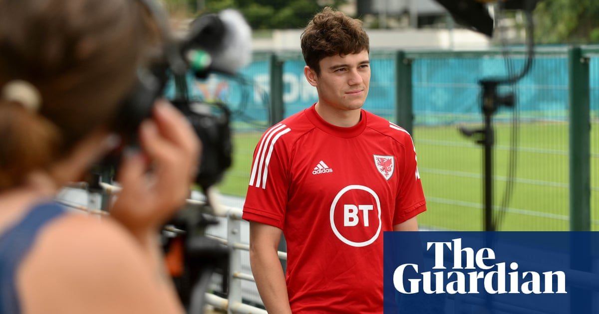 Daniel James: 'Every time I put on a Wales shirt, I know I have to perform'