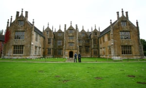 Barrington Court, in Somerset, is one of the National Trust properties reopening to visitors from today