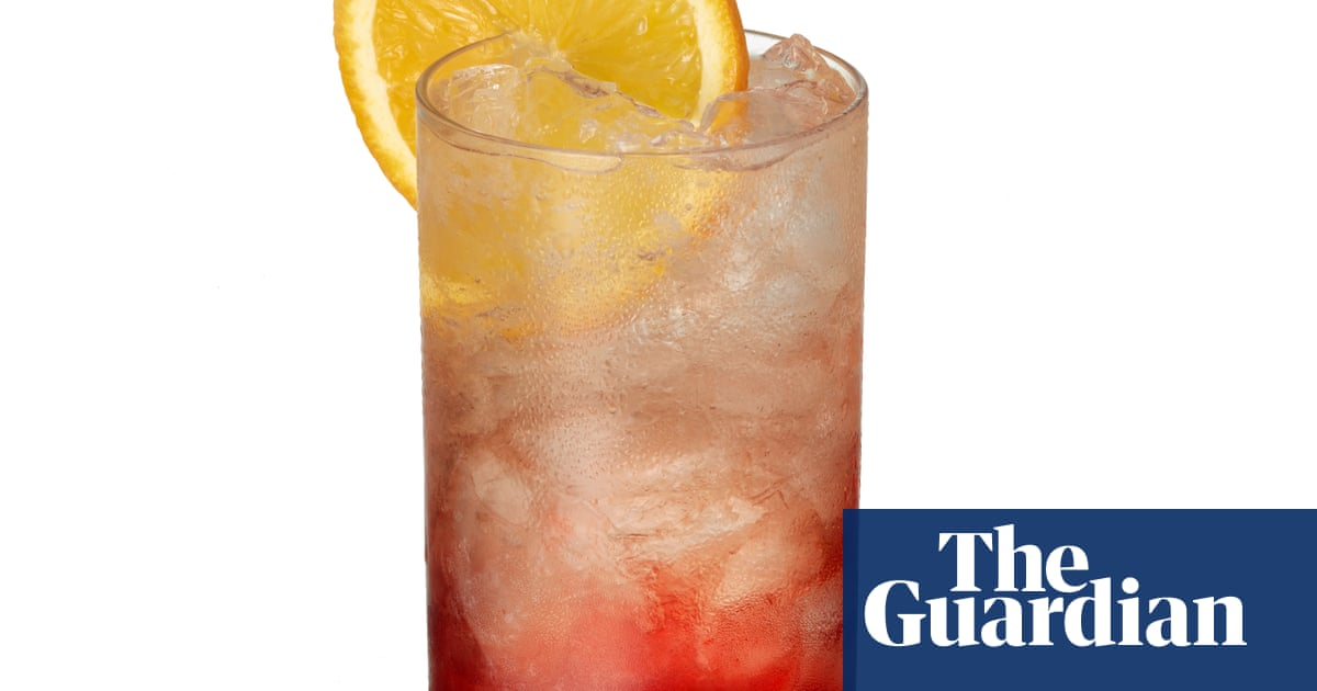 Cocktail of the week: Three Sheets' blackcurrant americano – recipe