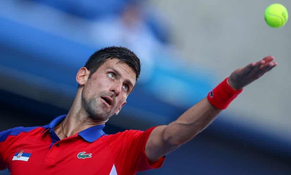 Novak Djokovic has won all three majors this season going into the US Open