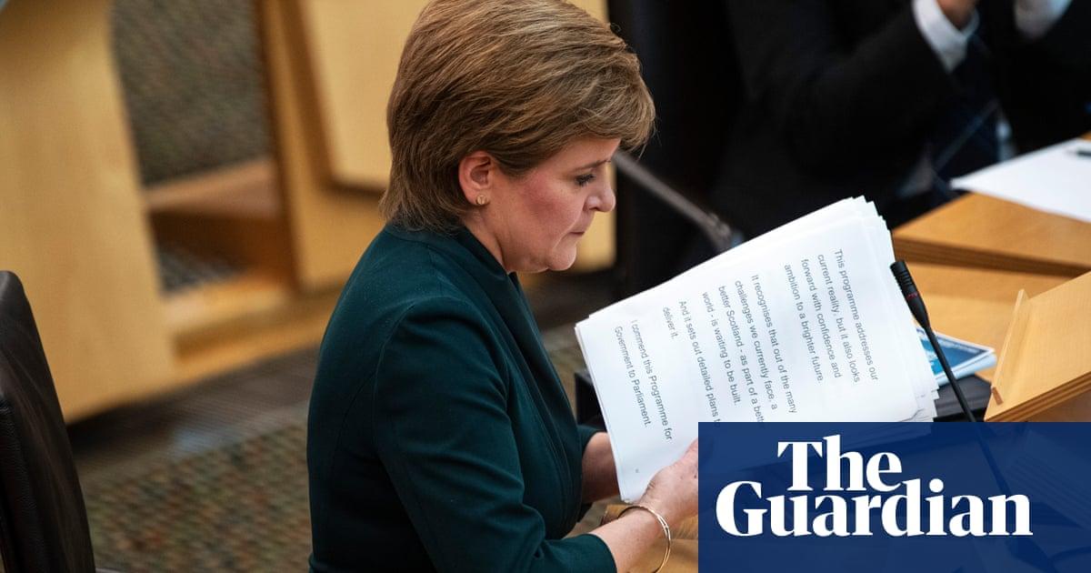 Nicola Sturgeon starts work on a new push for Scottish independence