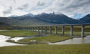 Qinghai-Tibet RailwayBD2D33 Qinghai-Tibet Railway