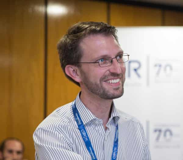Tobias Bischof-Niemz, head of the energy centre at the Council for Scientific and Industrial Research (CSIR),