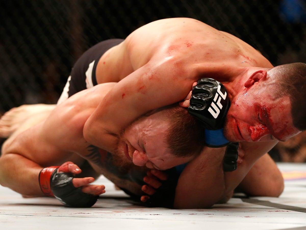 UFC 196: Nate Diaz defeats Conor McGregor – as it happened   Sport   The Guardian