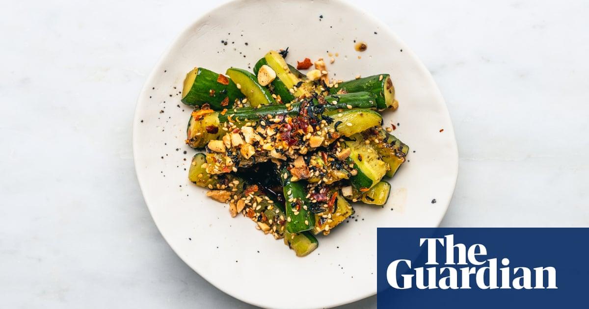 Bang bang: how to save a tired cucumber – recipe